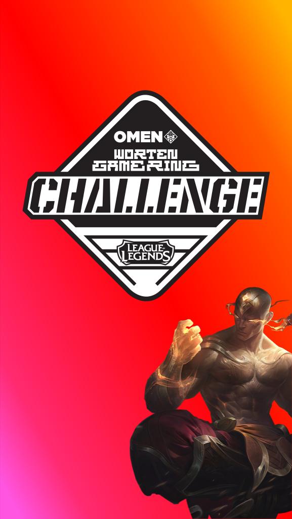 OMEN WGR Challenge LoL
